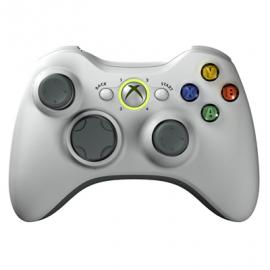 Mando Microsoft Wireless Blanco Xbox360