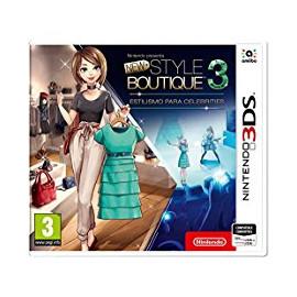 New Style Boutique 3 3DS (SP)