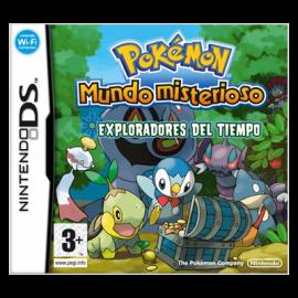 Pokemon Mundo Misterioso Exploradores del Tiempo DS (SP)