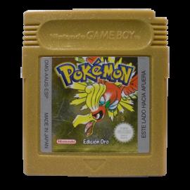 Pokemon Edicion Oro GBC