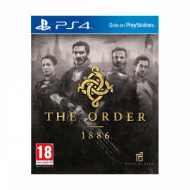 The Order 1886 PS4 (SP)