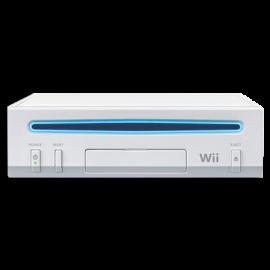 Wii 2012 Blanca (Sin Mando)