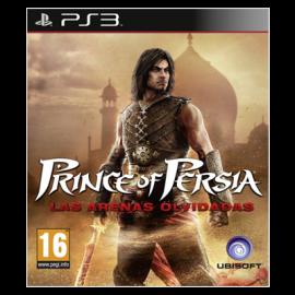 Prince of Persia Las Arenas Olvidadas PS3 (SP)