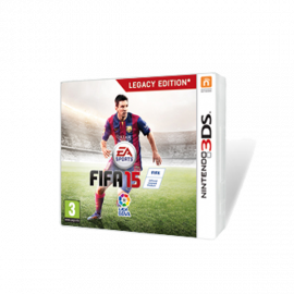 Fifa 15 Legacy Edition 3DS (SP)