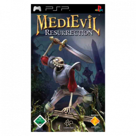 Medievil Resurreccion PSP (SP)
