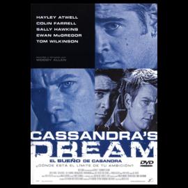 Cassandra's Dream DVD