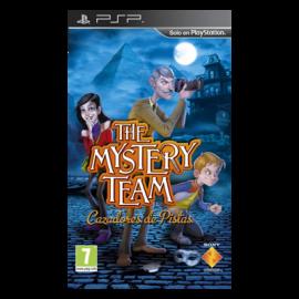 The Mystery Team Cazadores de Pistas PSP (SP)