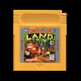 Donkey Kong Land GB