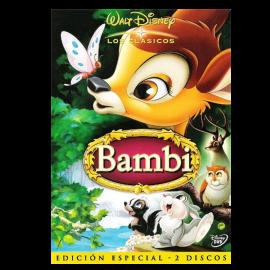 Bambi Edicion especial DVD