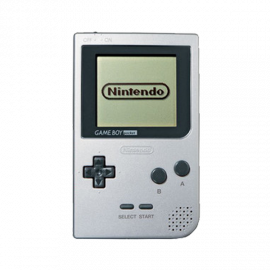 Game Boy Pocket Plata