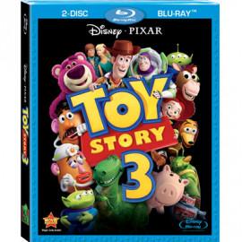 Toy Story 3 Disney BluRay (SP)