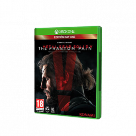Metal Gear Solid V The Phantom Pain (D1) Xbox One (SP)