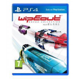 Wipeout Omega Collection PS4 (SP)