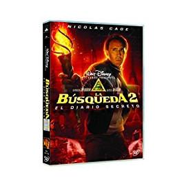 La Busqueda 2 DVD