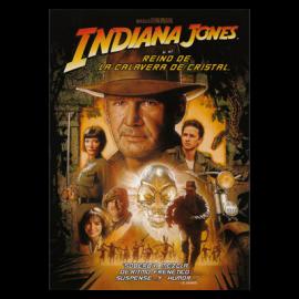 Indiana Jones y el Reino de la Calavera de Cristal DVD