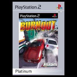 Burnout Platinum PS2 (SP)
