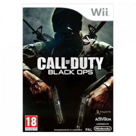 Call of Duty Black OPS Wii (SP)