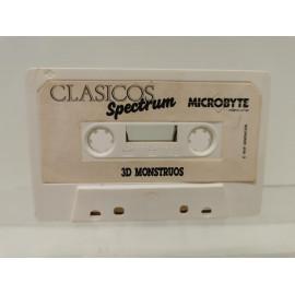 3D Montruos Clasicos Spectrum