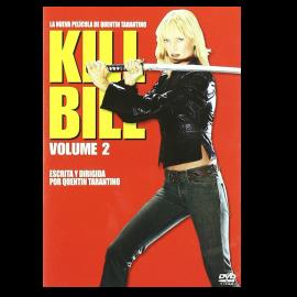 Kill Bill Vol 2 DVD
