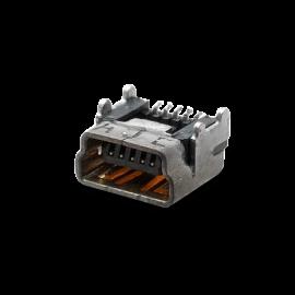 Puerto de Carga USB Blackberry 8100/8300