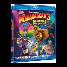 Madagascar 3 BluRay (SP)