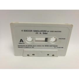 4 Soccer Simulator Spectrum