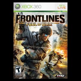 Frontlines Fuel of War Xbox360 (SP)