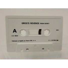 Grog's Revenge MSX