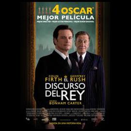El Discurso del Rey DVD