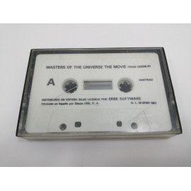 Masters of the Universe The Movie Amstrad