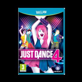 Just Dance 4 Wii U (SP)