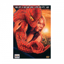 Spiderman 2 DVD