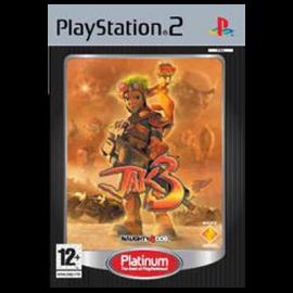 Jak 3 Platinum PS2 (SP)