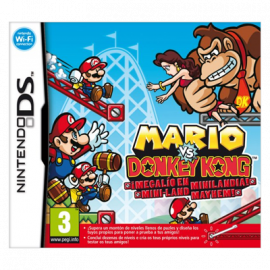 Mario Vs Donkey Kong ¡Megalio en minilandia! DS (SP)