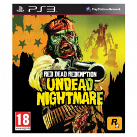 Red Dead Redemption Undead Nightmare PS3 (SP)