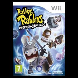 Rabbids: Regreso al Pasado Wii (SP)