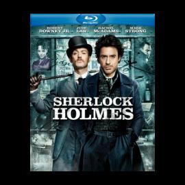 Sherlock Holmes BluRay (SP)