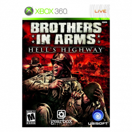 Brothers in Arms: Hell's Highway Xbox360 (SP)