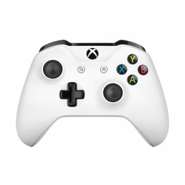 "Mando Microsoft Blanco ""Lunar White"" Xbox One"