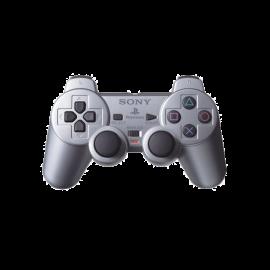 Dual Shock 2 Plata PS2