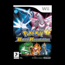 Pokemon Battle Revolution Wii (SP)