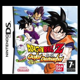 Dragon Ball Z Goku Desentsu DS (SP)