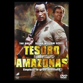 Tesoro del Amazonas Empieza la Gran Aventura DVD