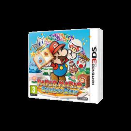 Paper Mario Sticker Star 3DS (SP)