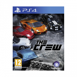 The Crew PS4 (SP)