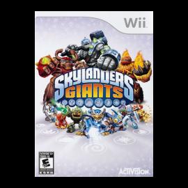 Juego Skylanders Giants Wii (SP)