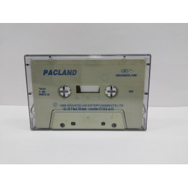 Pacland MSX A