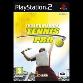 International Tennis Pro PS2 (SP)