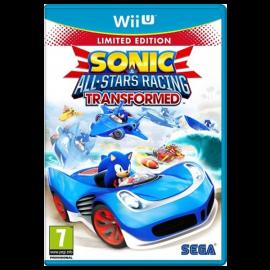 Sonic All Stars Racing Transformed WII U (SP)