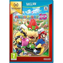 Mario Party 10 Nintendo Selects Wii U (SP)